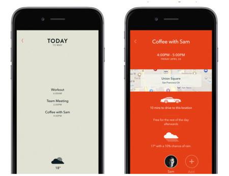 Moleskine sigue su aventura en smartphones: nueva app Timepage, un calendario para iOS
