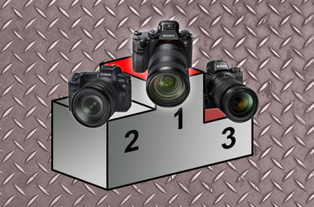 Sony supera a Canon y Nikon en el mercado japonés de cámaras de formato completo