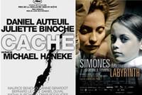 'El laberinto de Simone' en alquiler junto a 'Caché'