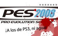 Konami baja de precio 'PES 2008' para Xbox 360, PS2 y PC. El de PS3 deberían regalarlo...