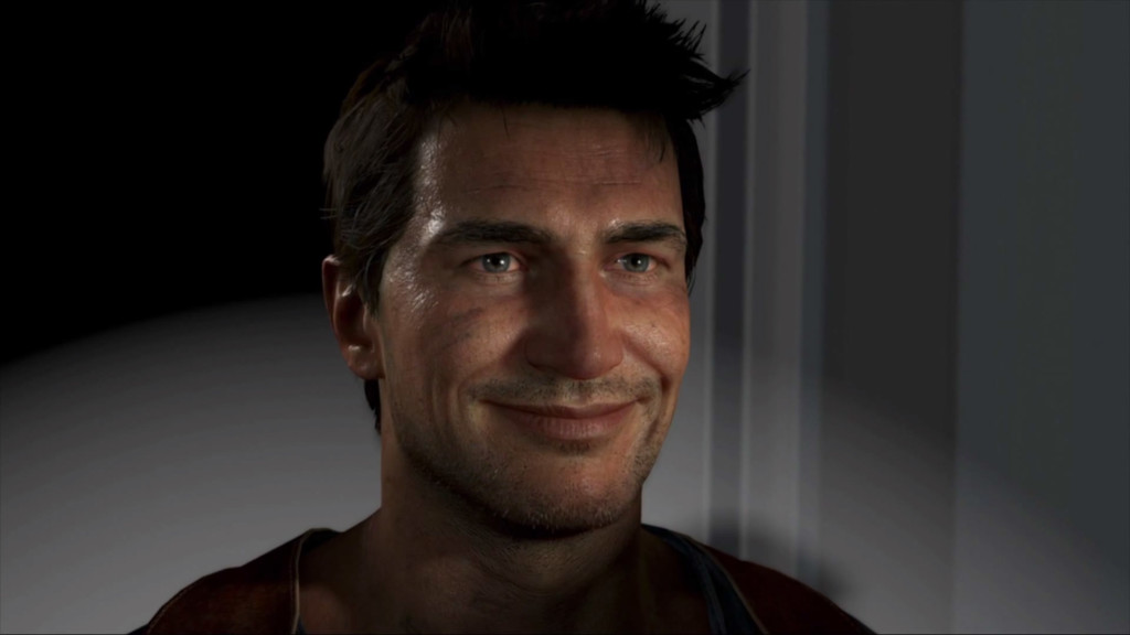 Uncharted 4 Drake Smile 0