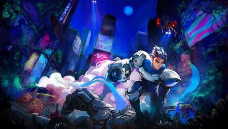 Steel Assault me ha brindado justo lo que esperaba: un pelotazo con espíritu arcade