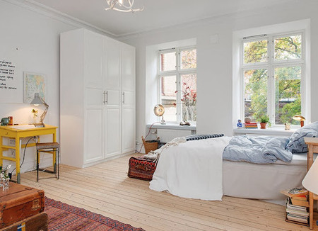 Interior de estilo nórdico