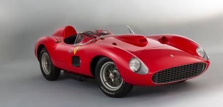 Ferrari 335 S Spider