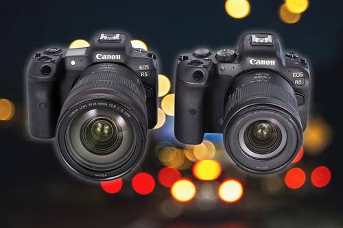 """Canon EOS R5 y R6: así son los """"monstruos"""" con los que Canon quiere comerse el mercado mirrorless de formato completo"""