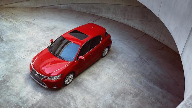 ¿Sabías que cada 1,5 segundos se vende un Lexus Híbrido en el mundo?
