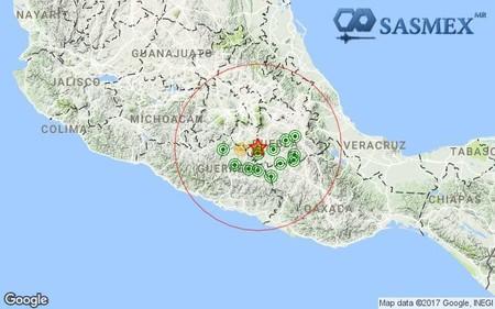 Otro temblor sacude Ciudad de México: magnitud 7.1 preliminar, epicentro en Axochiapan, Morelos