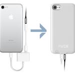 Esta carcasa para el iPhone 7 le devuelve el Jack 3.5 para los audífonos tradicionales