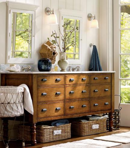 Muebles Para El Bao Estilos Todos Los Gustos