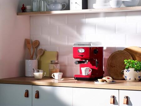 Tostadoras, batidoras o cafeteras Russell Hobbs rebajadas en Amazon en su sección de cocina