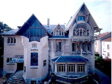 Villa Majorelle en Nancy, el Art Nouveau en estado puro