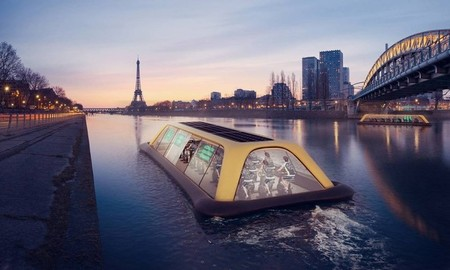 El gimnasio con las mejores vistas del mundo estará en París, y funcionará con la energía que produzcan los clientes