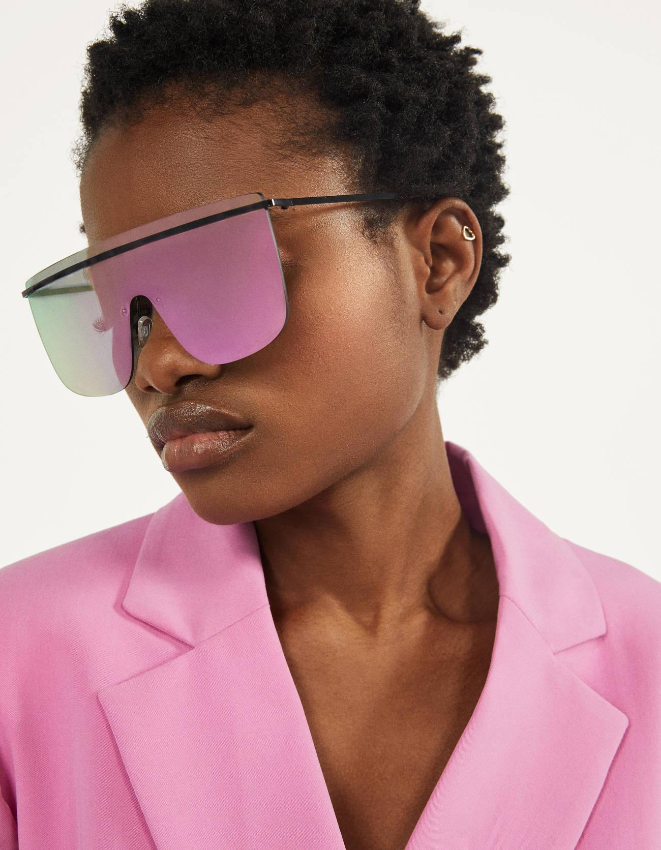 Gafas de sol pantalla