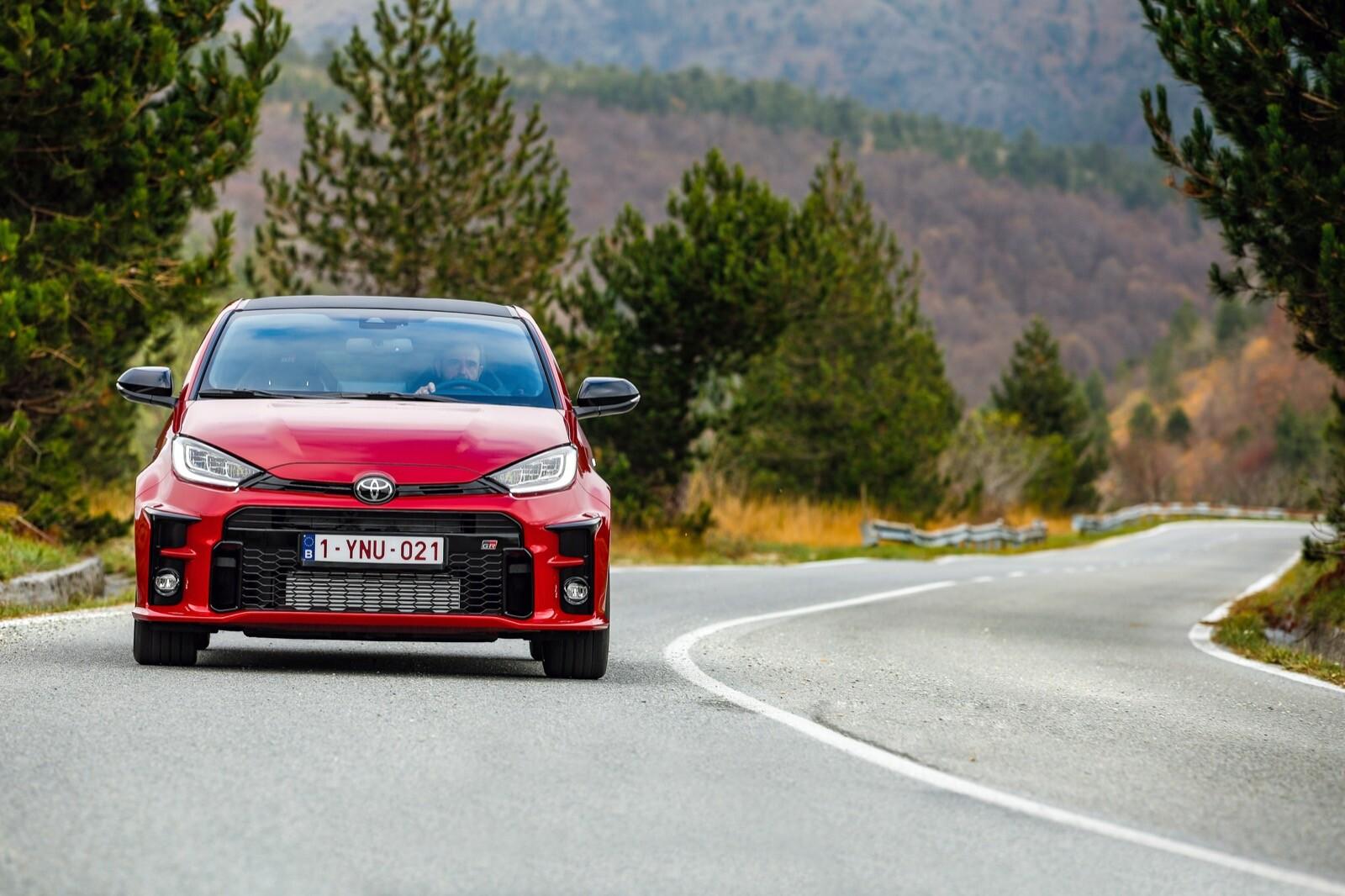 Foto de Toyota GR Yaris (Presentación)q (96/195)