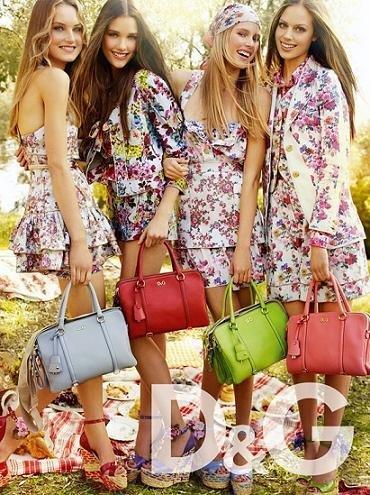 bolsos colores D&G