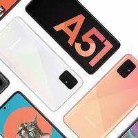 El Samsung Galaxy A51 se filtra en un vídeo promocional que revela su aspecto y varias especificaciones
