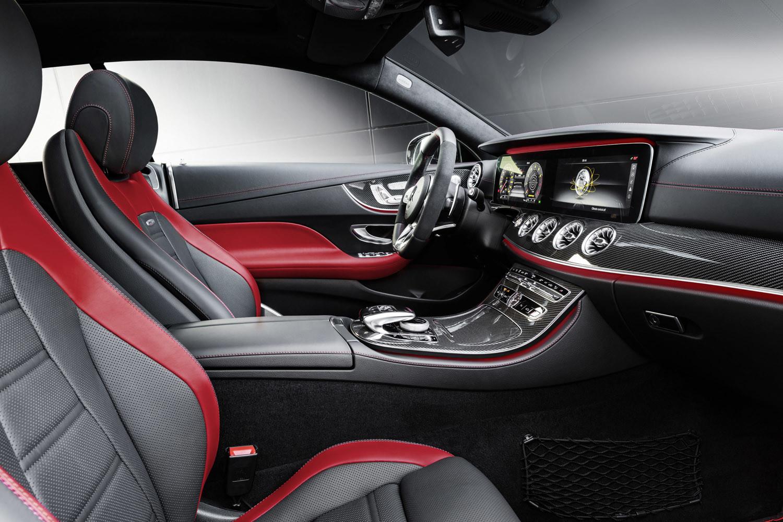 Foto de Mercedes-AMG E 53 4Matic+ Coupé y Cabrio (1/29)