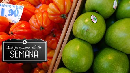 ¿Procuras consumir productos locales o de origen cercano? La pregunta de la semana