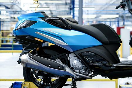 El Peugeot Metropolis se actualiza: más potencia y tecnología para las mismas tres ruedas