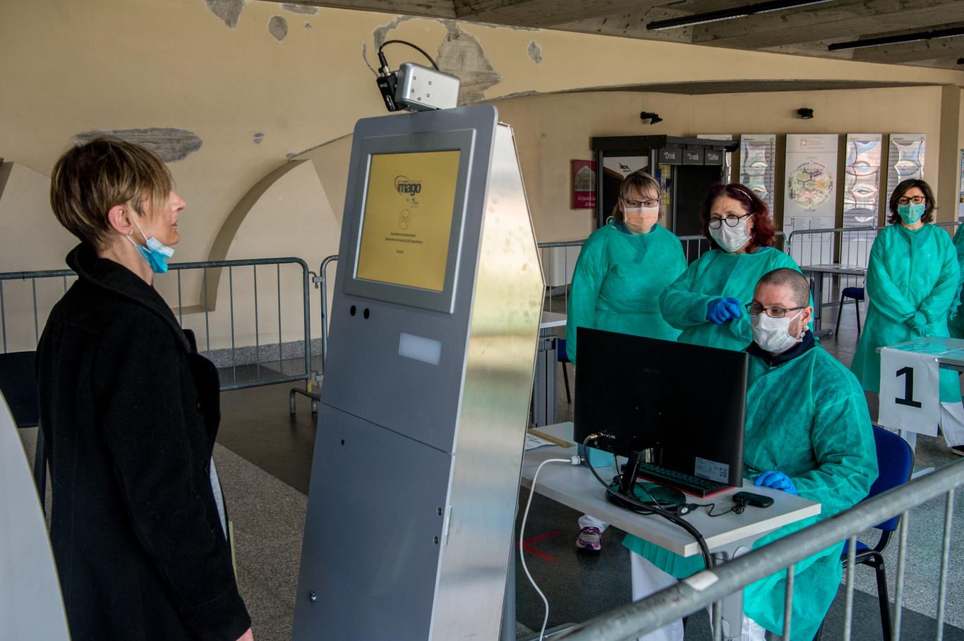 Test, test y más test: el experimento de un pueblo italiano que nos muestra cómo combatir el coronavirus