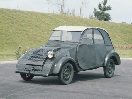 Citroen 2cv Prototipo 1941