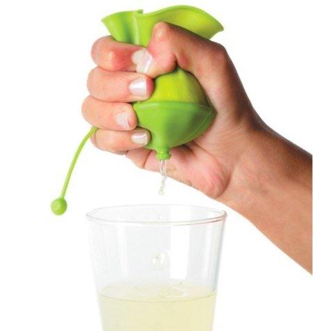 Lemon Press, exprimidor para no ensuciarse ni salpicar al vecino