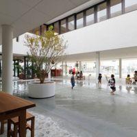 Está claro, los japoneses saben como hacer escuelas infantiles