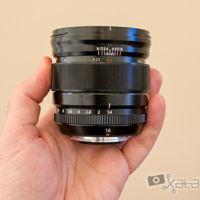 Fujinon XF 16mm f/1.4 R WR, análisis
