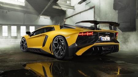 Todavía ni se presenta y parece que el Lamborghini Aventadro SVJ ya rompió el récord en Nürburgring