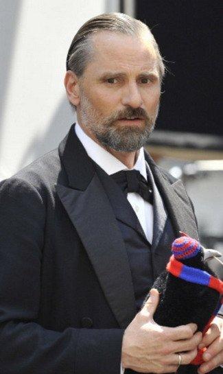 Viggo Mortensen como Sigmund Freud en 'A Dangerous Method' de David Cronenberg