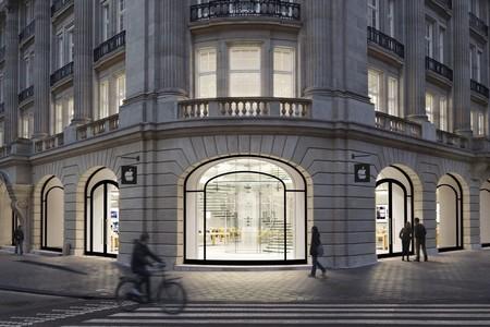 La Apple Store de Amsterdam completará su transformación el 24 de octubre tras pasar varios meses en reformas