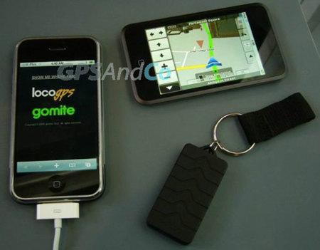 LocoGPS, GPS a través de Wi-Fi para el iPhone y otros dispositivos