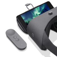 Daydream View, el visor de realidad virtual de Google ya a la venta en España