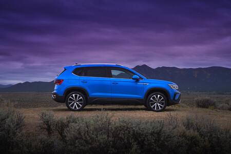 Volkswagen Taos 2021 Mexico 09