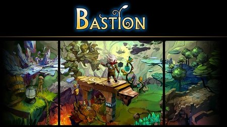 'Bastion'. Llamativo action-RPG indie