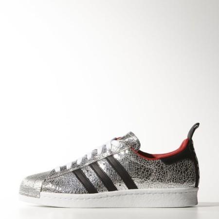 Cualquier excusa es buena para reinventar las clásicas zapatillas Superstar de Adidas