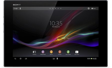 Sony Xperia Tablet Z, llevando el diseño del teléfono al tablet