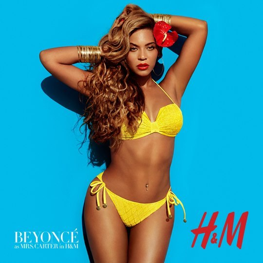 Foto de Beyoncé para H&M - Summer collection 2013 (1/7)