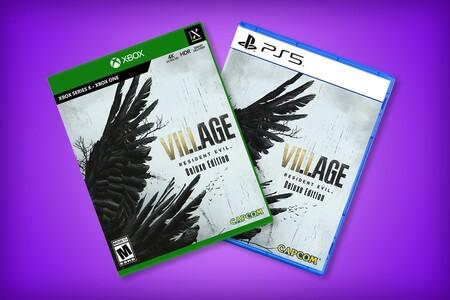 Edición Deluxe de 'Resident Evil: Village' ya disponible para reserva en Amazon México: versión de Xbox con oferta de 500 pesos