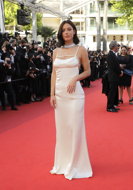 Adele Exarchopoulos alfombra roja cannes 2021