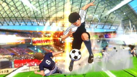 Captain Tsubasa: Rise of New Champions nos permitirá crearnos un personaje que rivalizará con Oliver Atom en el modo Episode New Hero