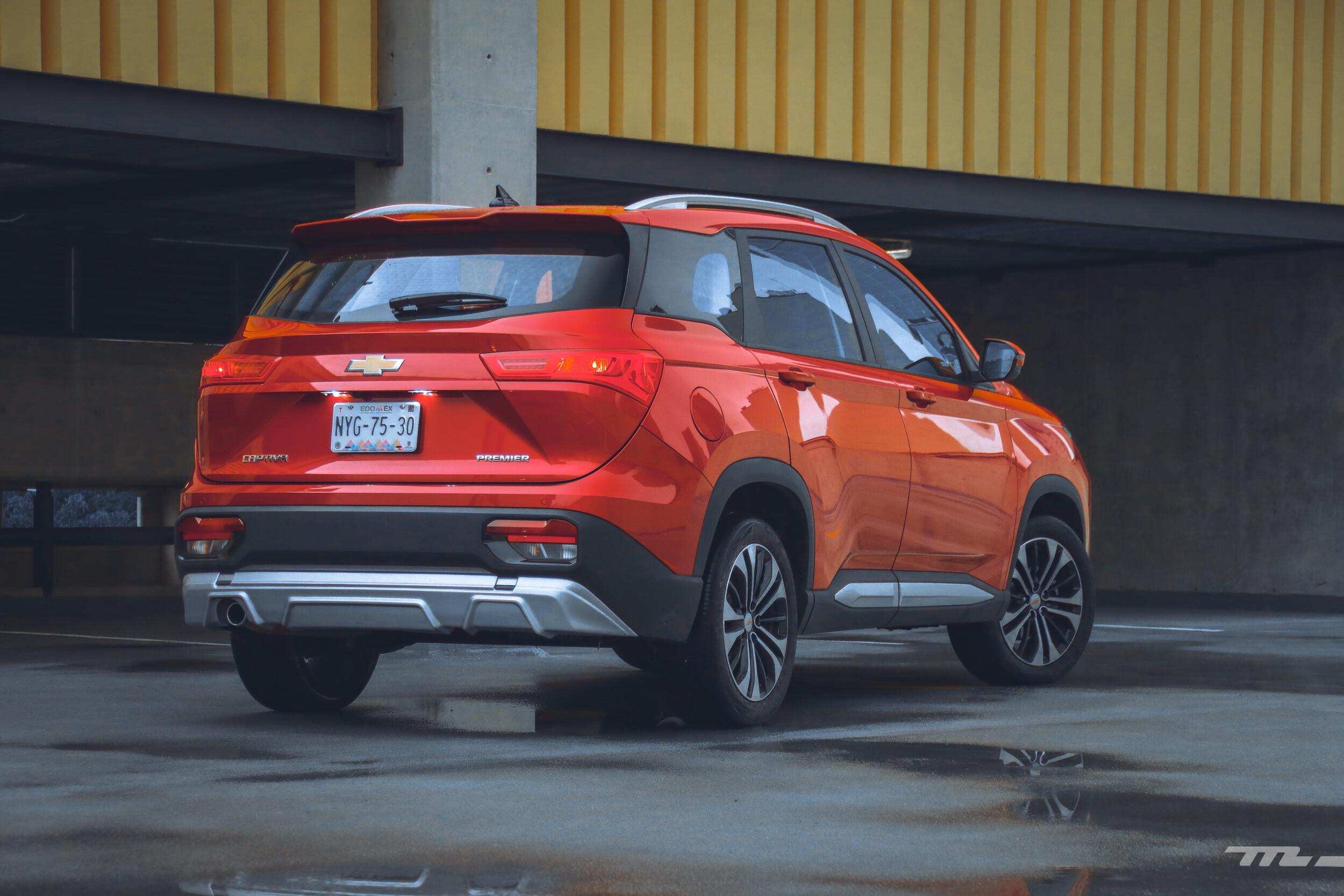 Foto de Chevrolet Captiva 2022 (26/54)