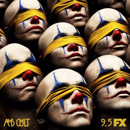 American Horror Story Cult Posters