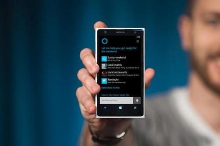 Cortana incluye más información sobre tu día, conciertos, vuelos y aplicaciones recomendadas