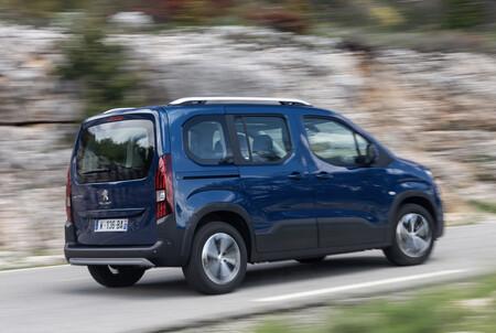 Peugeot Rifter 2022 Gasolina Automatica Precio Mexico 4