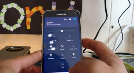 Samsung libera Android Marshmallow para el Galaxy S5 por accidente