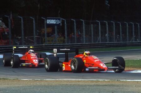 Berger Italy F1 1988