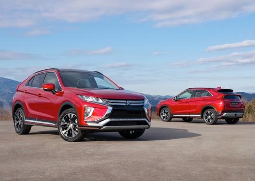 Mitsubishi Eclipse Cross: El Outlander tiene nuevo hermanito y es un SUV coupé