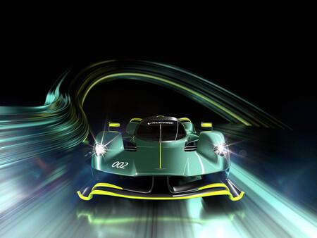 Aston Martin Valkyrie AMR Pro 2