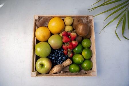 Jugo de pera, manzana y jengibre. Receta saludable
